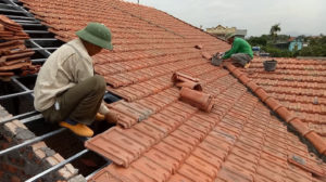 University Estate Roof Repairs